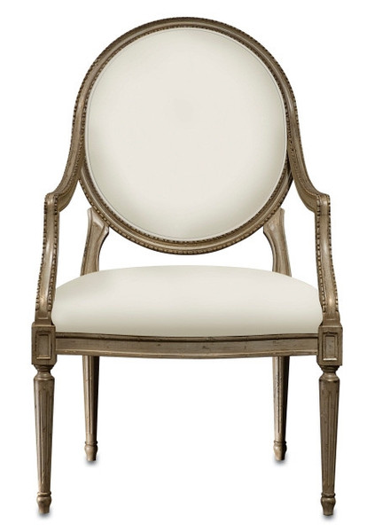 Antoinette Chair by Currey & Co.