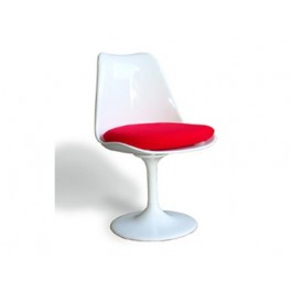 Red Tulip Style Chair