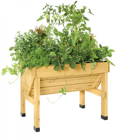 Compact Vegtrug™ Patio Garden With Covers