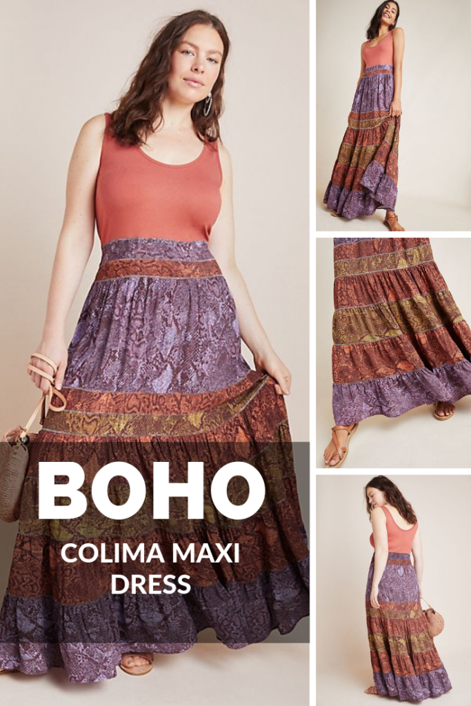 Colima Maxi Dress from Anthropologie