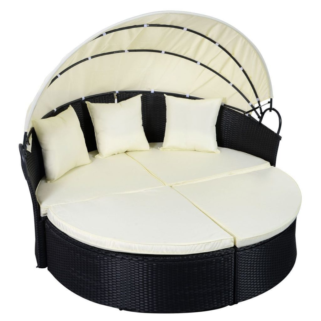 Outdoor Daybed Round Sofa
