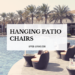 Hanging Patio Chairs
