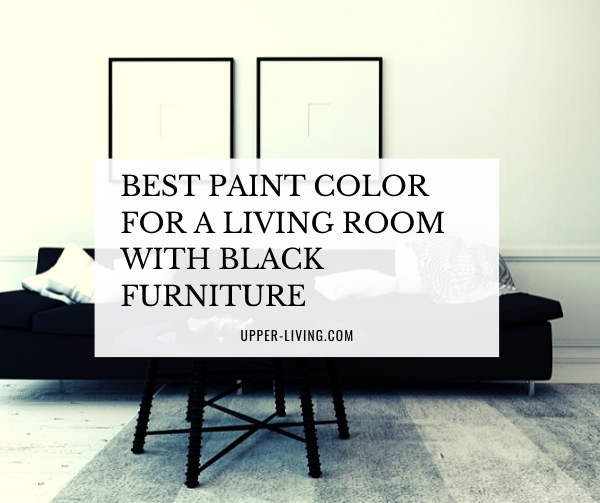 Best Paint Color For A Living Room With Black Furniture